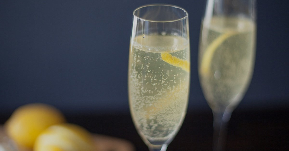 Photo of FRENCH 75: UN BRINDIS CON CLASE