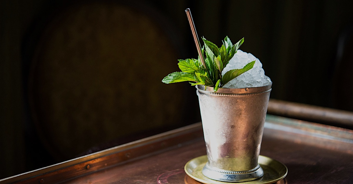 Photo of MINT JULEP: EL FRESCOR SE SIRVE EN TAZA