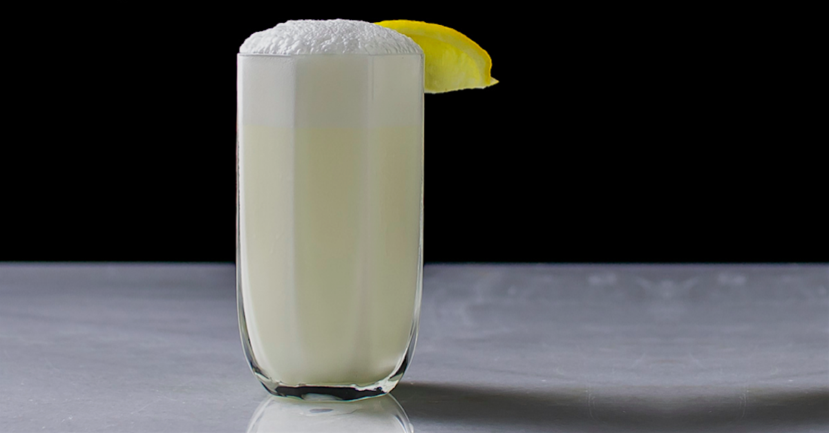 Photo of RAMOS GIN FIZZ: EQUILIBRIO Y CREMOSIDAD