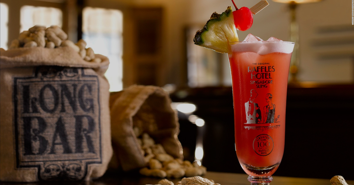 Photo of SINGAPORE SLING: UN CÓCTEL MUY ORIENTAL