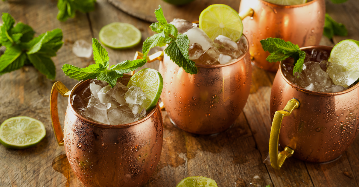 Photo of MOSCOW MULE: LA POPULARIZACIÓN DEL VODKA
