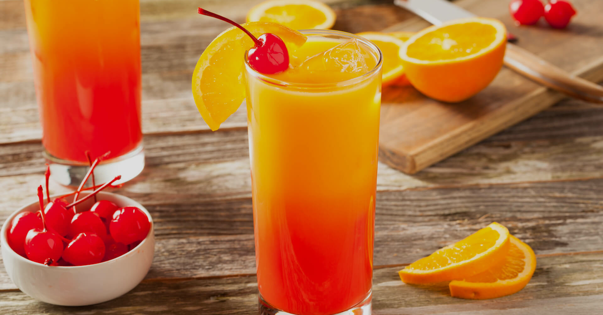 Photo of TEQUILA SUNRISE: PARA ALEGRARTE EL DÍA