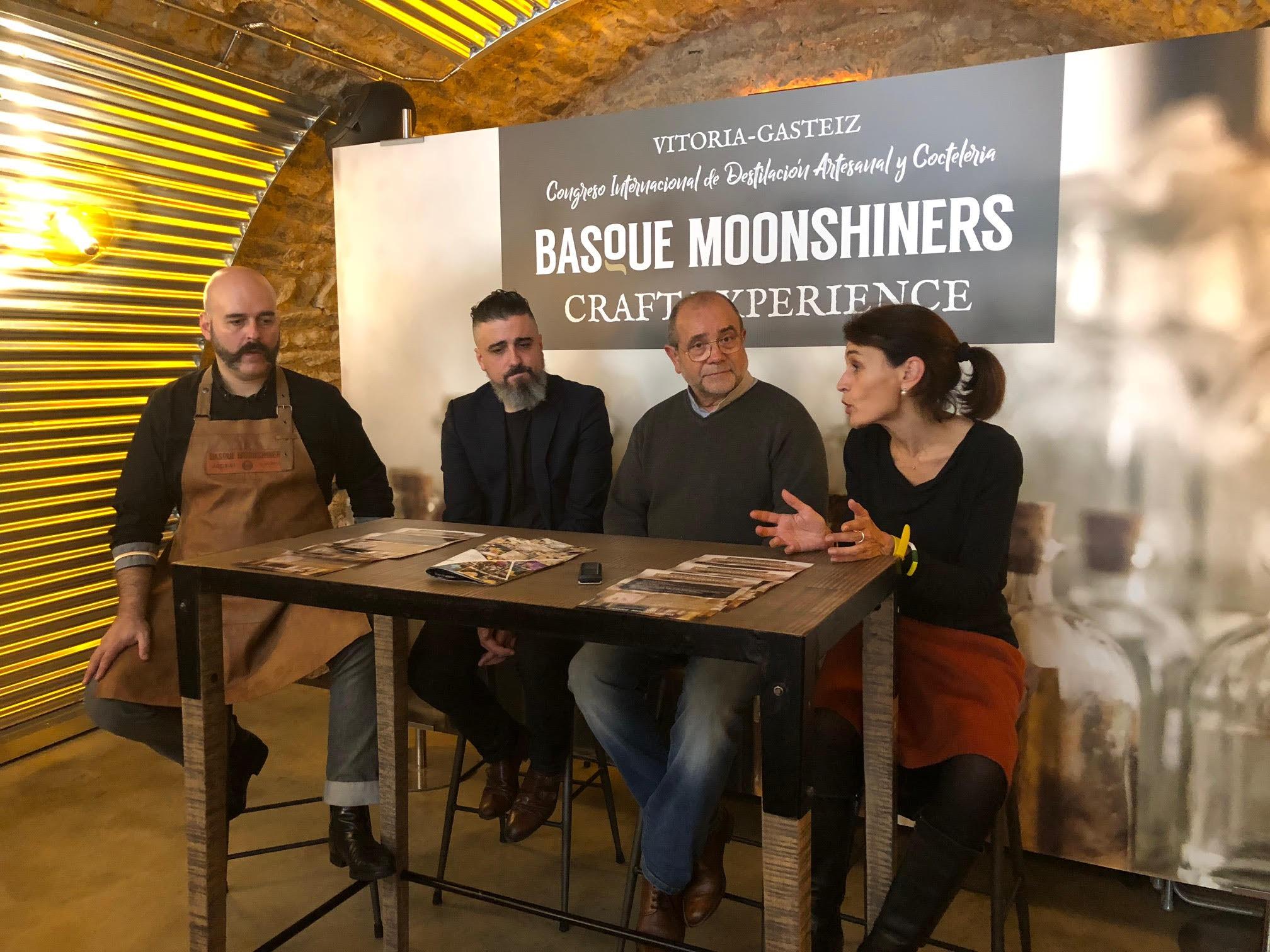 Photo of Vitoria-Gasteiz acogerá del 24 al 26 de noviembre el I Congreso Internacional de Destilación Artesanal y Coctelería