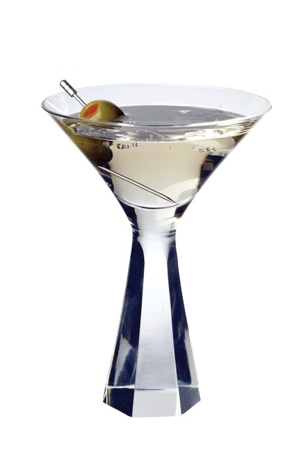 Photo of «Cóctel Diffords Guide» DRY MARTINI