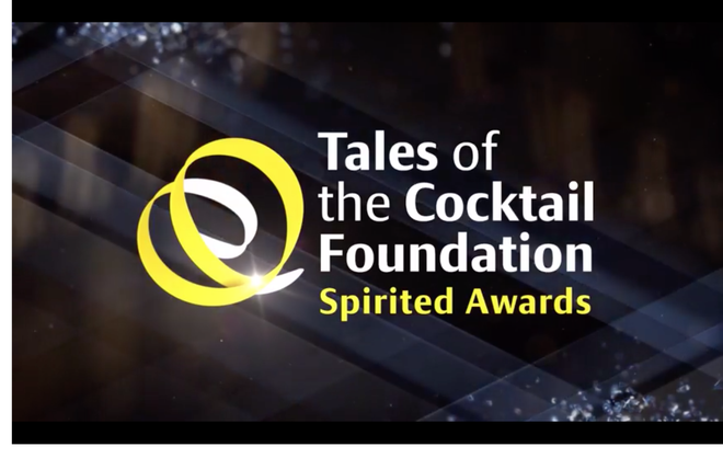 Photo of TALES OF THE COCKTAIL FOUNDATION ANNOUNCES 13TH ANNUAL SPIRITED AWARDS® WINNERS