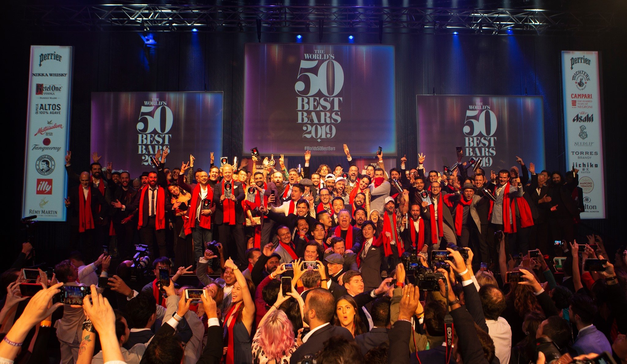 Photo of THE WORLD´S 50 BEST BARS 2019