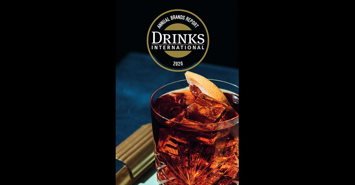 Photo of Drinks International Brands Report 2020