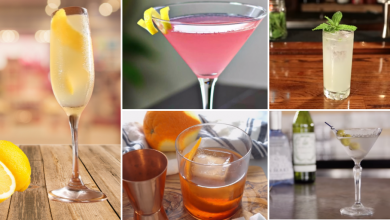 Photo of 5 Classic Cocktails To Order At A Bar